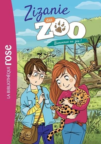 Cécile Alix - Zizanie au zoo 01 - Bienvenue au zoo !.
