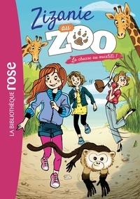 Cécile Alix - Zizanie au zoo 04 - La chasse au ouistiti !.