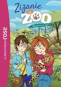 Cécile Alix et Dorothée Jost - Zizanie au zoo Tome 1 : Bienvenue au zoo !.