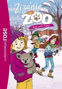 Cécile Alix - Zizanie au zoo Tome 6 : Koala porté disparu.