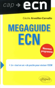 Cécile Arveiller-Carvallo - Mégaguide ECN.