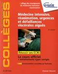 Cécile Aubron et Nicolas Lerolle - Médecine intensive, réanimation, urgences et défaillances viscérales aiguës.