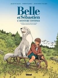Cécile Aubry - Belle et Sébastien - L'Aventure Continue.