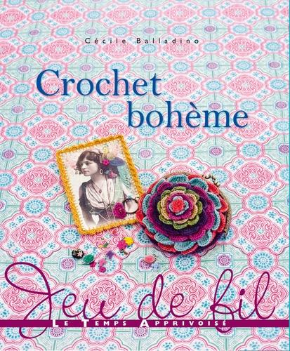 Cécile Balladino - Crochet bohème.