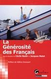 Cécile Bazin et Jacques Malet - La Générosité des Français.