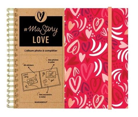 #Ma Story Love. L'album photo à compléter