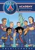 Cécile Beaucourt - PSG Academy  : Destination New York !.