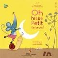 Cécile Bergame - Les contes de la petite souris  : Oh hisse, petit escargot !. 1 CD audio