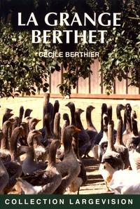 Cécile Berthier - La Grange Berthet.
