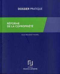 Cécile Biguenet-Maurel - Réforme de la copropriété.