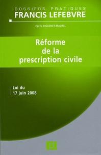 Deedr.fr Réforme de la prescription civile - Loi du 17 juin 2008 Image