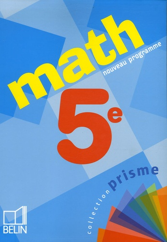Cécile Bocle et Nadine Jacob - Math 5e.