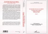 Cécile Bourreau-Dubois - Economie sociale et droit. - 2, Economie sociale et solidaire.