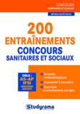 Cécile Bouyé - 200 entrainements concours sanitaires et sociaux.