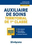 Cécile Bouyé - Auxiliaire de soins territorial de 1re classe.