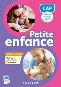 Goodtastepolice.fr CAP petite enfance - Savoirs associés nutrition-alimentation, technologie Image