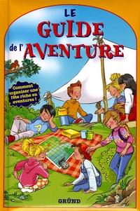 Cécile Breffort - Le guide de l'aventure.