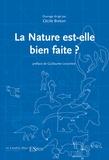 Cecile Breton - La nature est-elle bien faite ? - Quand le vivant nous surprend.