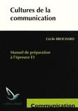 Cécile Brochard - Cultures de la communication.