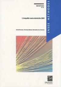Cécile Brousse et Emmanuel Massé - L'enquête sans-domicile 2001.