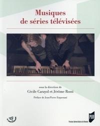 Cécile Carayol et Jérôme Rossi - Musiques de séries télévisées.