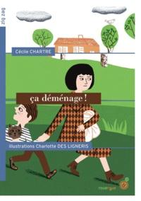 Cécile Chartre - Ca déménage !.