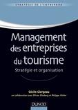 Cécile Clergeau - Management des entreprises du tourisme - Stratégie et organisation.