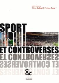 Cécile Collinet et Philippe Terral - Sport et controverses.