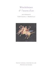 Cécile Colonna et Daniela Gallo - Winckelmann & l'oeuvre d'art.