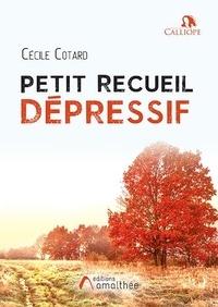 Ebooks gratuits à télécharger sur ipad Petit recueil dépressif en francais par Cécile Cotard