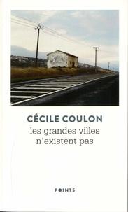 Les grandes villes n'existent pas - Cécile Coulon pdf epub