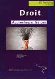 Cécile David et Jean-François Dhénin - Droit BTS Tertiaires 2e année - Approche par les cas.