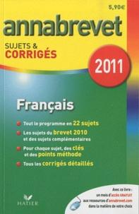 Corridashivernales.be Français série générale, technologique et professionnelle - Sujets et corrigés 2011 Image