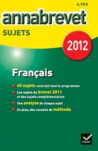 Français séries générale, technologique et professionnelle - Sujets.pdf