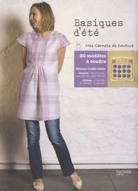 Cécile de Châtillon et Maude Paray - Basiques d'été - 20 modèles à coudre soi-même.