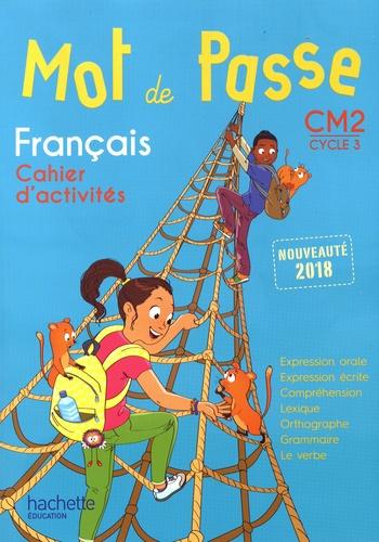 Francais Cm2 Mot De Passe Cahier D Activites Grand Format