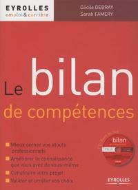 Le bilan de compétences - Cécile Debray pdf epub