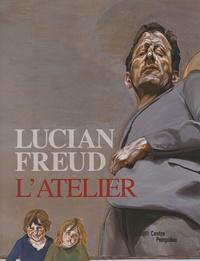 Cécile Debray - Lucian Freud - L'atelier.