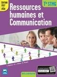 Cécile Djelassi et Marie-Laure Hillion - Ressources humaines et communication Tle STMG.