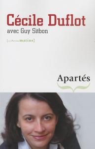 Cécile Duflot - Apartés.