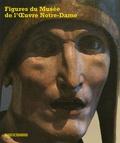 Cécile Dupeux et Florian Kleinefenn - Figures du Musée de l'Oeuvre Notre-Dame.
