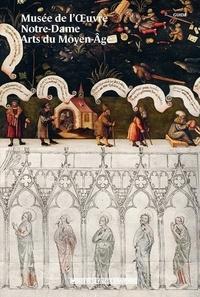 Cécile Dupeux - Musée de l'oeuvre Notre-Dame Arts du Moyen-Age.