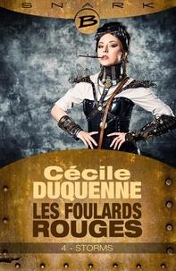 Cécile Duquenne - Les foulards rouges Saison 1 N° 4 : Storms.