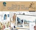 Cécile Filliette - Réalisez vos carnets de voyage.