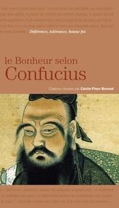 Livres audio gratuits à télécharger sur cd Le Bonheur selon Confucius (Litterature Francaise)