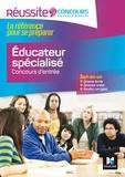 Cécile Fleury et Nathalie Goursolas Bogren - Educateur specialisé - Concours d'entrée.