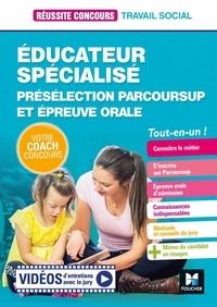 Educateur spécialisé- Préselection Parcoursup et épreuve orale - Cécile Fleury pdf epub