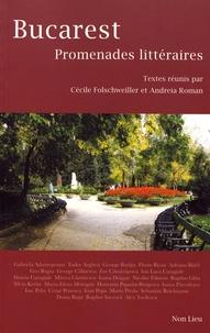 Cécile Folschweiller et Andreia Roman - Bucarest - Promenades littéraires.