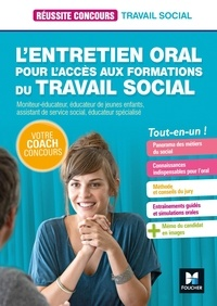 Cécile Formeau - L'entretien oral pour l'accès aux formations du travail social.
