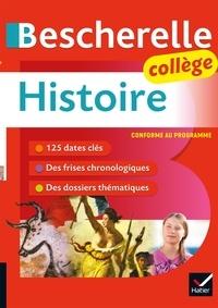Cécile Gaillard et Guillaume Joubert - Bescherelle Collège Histoire.
